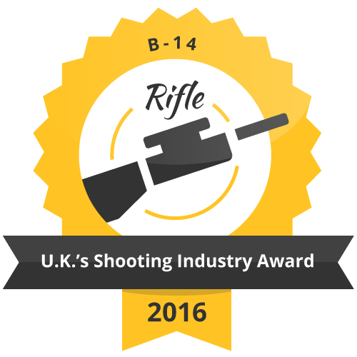 B 14 U.K.'s Shooting Industry Award 2016