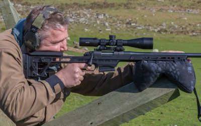 UK Bergara Roundhouse Rifle Challenge