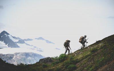Wilderness BG Mountain Goat 2019 Matt Erickson Lindsay McQuaid 49