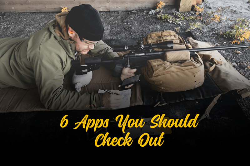 6 apps hunting shooting 1