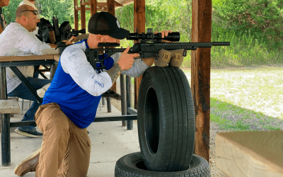 Getting into rifle match shooting 2