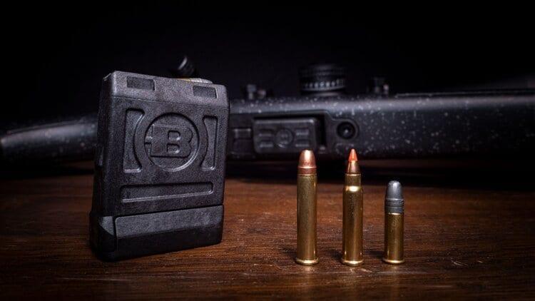 popular cartridge small game hunting
