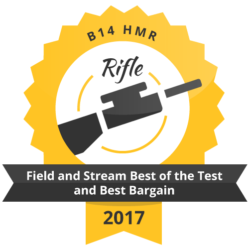 B 14 HMR Field and Stream Best of the Test and Best Bargain 2017