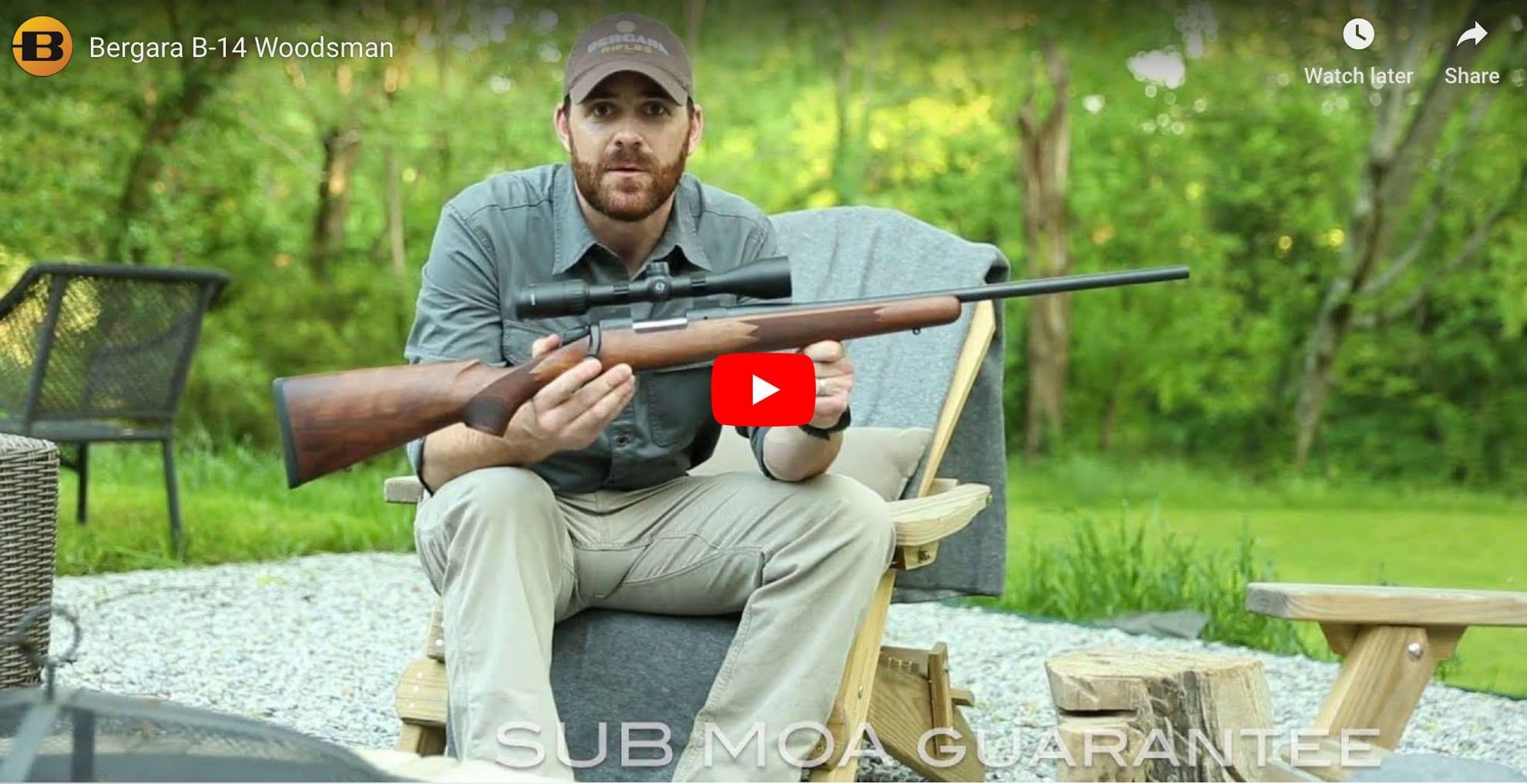 Woodsman Video