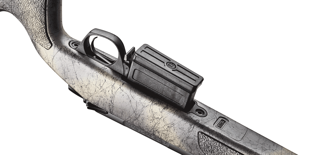 B14S382 B14 HMR Wilderness Bottom Metal Magazine