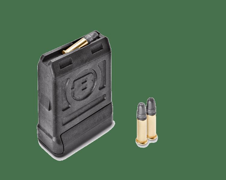 BMR001 BMR Carbon Magazine 3 Bullets