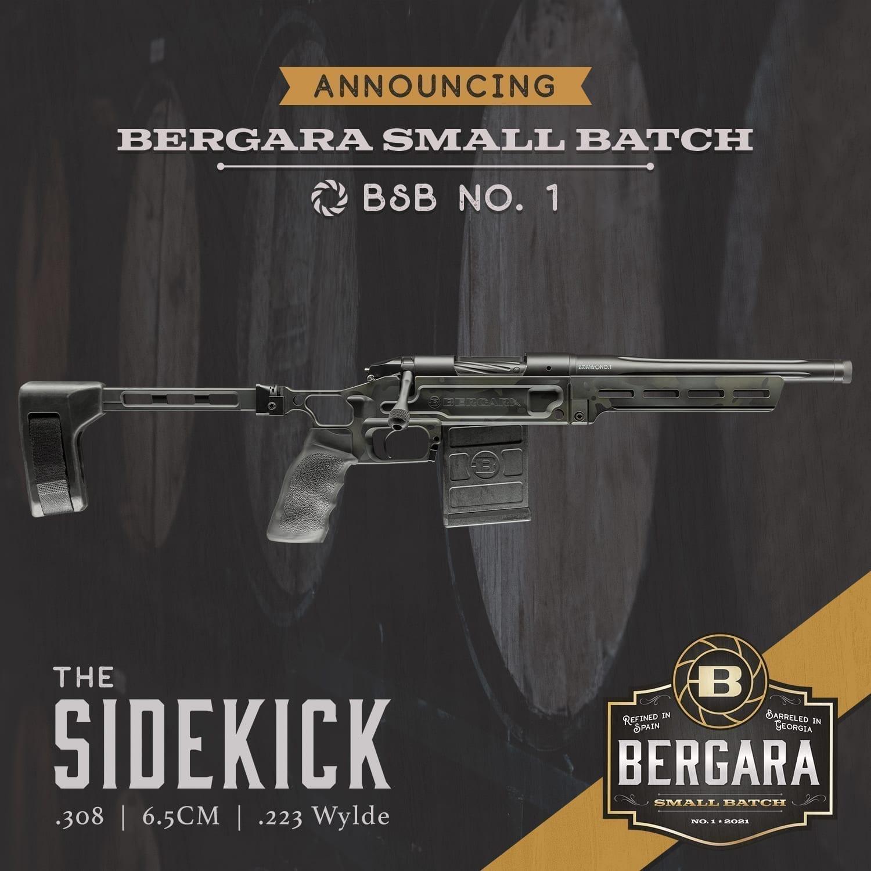 Sidekick announce no optic