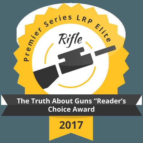 "Premier Series LRP Elite The Truth About Guns ""Reader's Choice Award"" 2017"